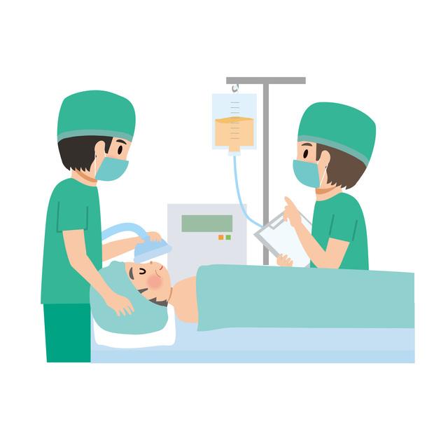 肺から脳を安全に麻痺させる「全身麻酔」ってどんなもの?/やさしい家庭の医学