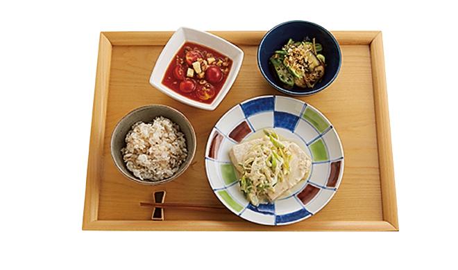 「やせおか」で大人気。 料理家・柳澤英子さんのやせるヒミツは食材使いにありました