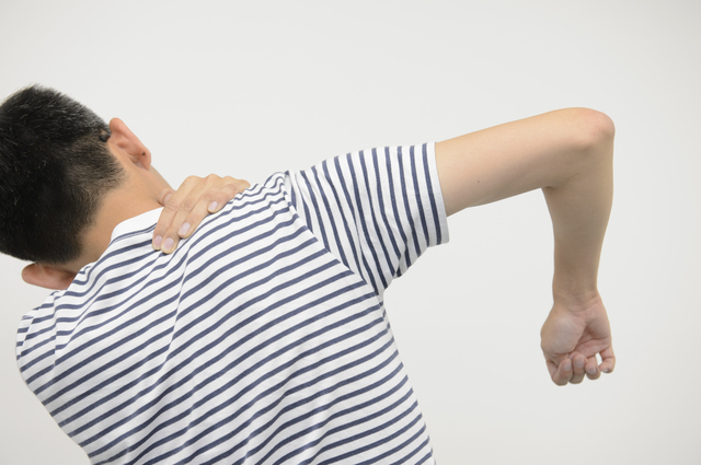 腕を支え、複雑な動きをする「肩関節」の仕組みとは?/四十肩・五十肩