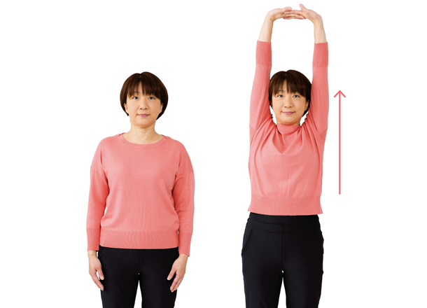 気持ちいい...! 「腰伸ばし緩め体操」で、体のゆがみや姿勢を改善して「腰痛予防」