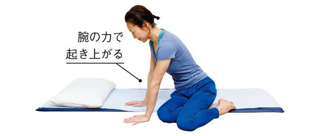 医学博士に聞いた「腰痛を予防する起き上がり方」とは