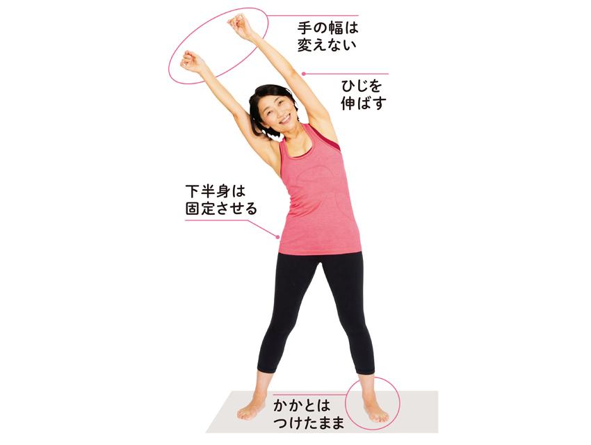 ゆがみを整え柔軟性アップ! ラジオ体操「体を回す運動」のやり方/医師が解説!ラジオ体操(10)