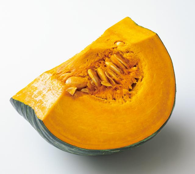 食物繊維たっぷりのワタも一緒に!「かぼちゃの栄養を逃さない調理法」