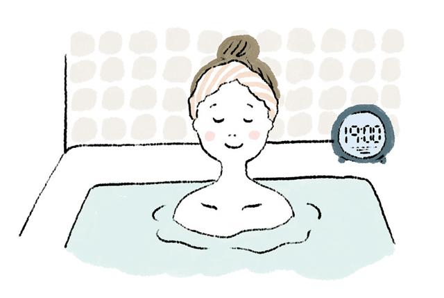 入浴は寝る3時間前まで! 「夜間頻尿」を改善したいときに見直すべき6つの生活習慣