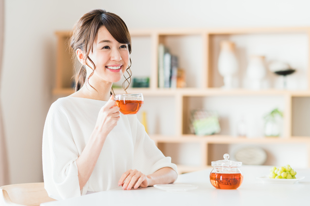 インフルエンザ予防に「紅茶」がいいの? 飲む&うがいで変わる「紅茶習慣化」のススメ