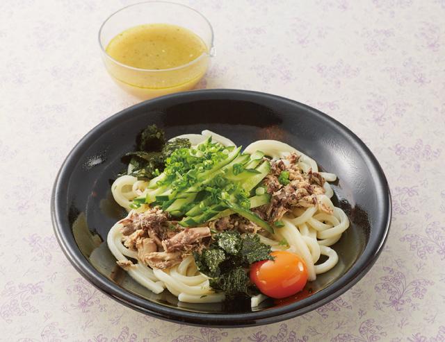 蒸し暑い日に! ツルリとイケる冷たい麺も「梅酢」で減塩&さわやかに!