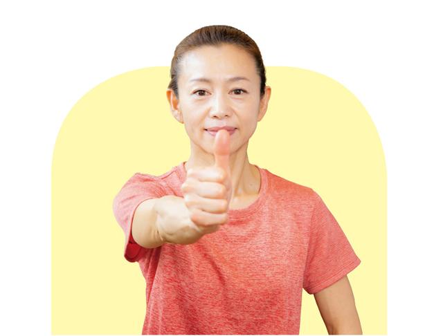 ふり返るとクラっとする人に。めまいを改善する「ふり返る」首の体操/小脳を鍛える体操(3)