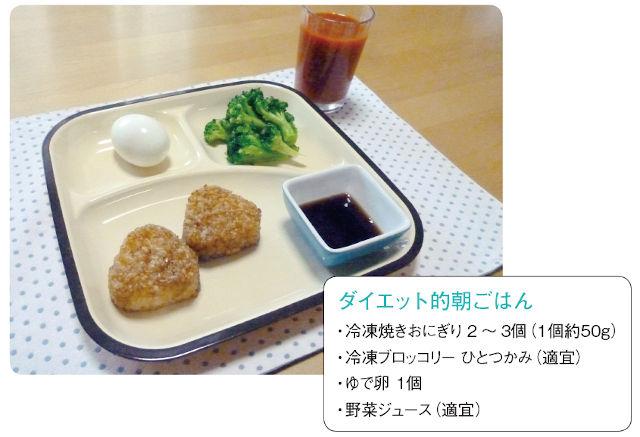 朝こそ「冷凍食品」で楽チンに!明日からできる「朝食の痩せルール」
