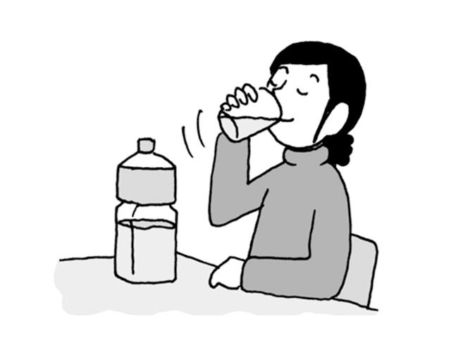 水分を多めにとる、下半身を冷やさない...6つの生活習慣で膀胱炎を遠ざけよう