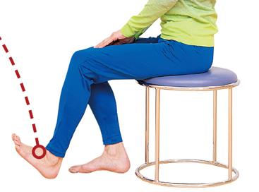気づいた時に座ったままでOK!「関節軟骨型体操」で股関節痛を解消
