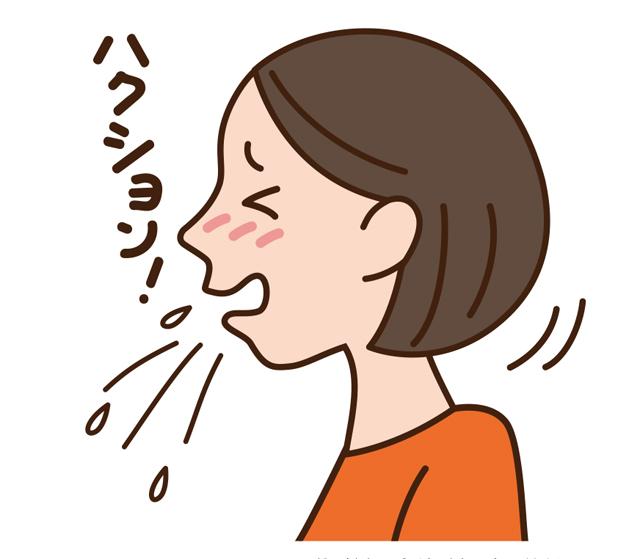 花粉症とアレルギー性鼻炎の違いって?/花粉症最新治療(2)