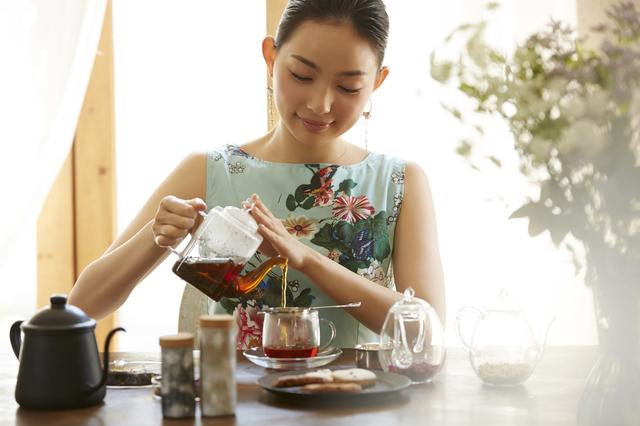 紅茶で血糖値が下がる?「食事中に紅茶」が体にいい理由