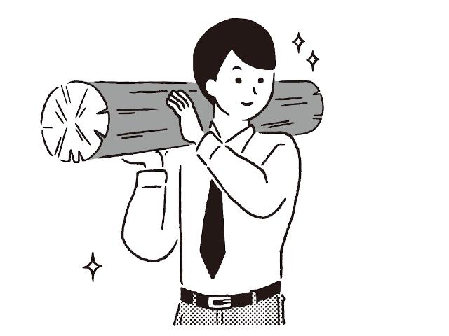 「温タオル、ガム、発声」が疲れに効く!働き過ぎるリーダー「木タイプ」のための疲労解消法
