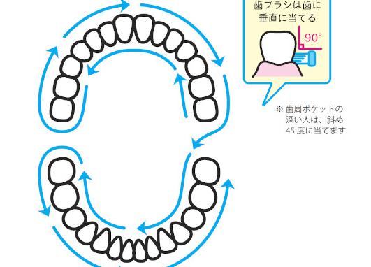 今日から磨き残しなし! 全て歯がきれいになる「一筆書き」の歯磨き法とは?
