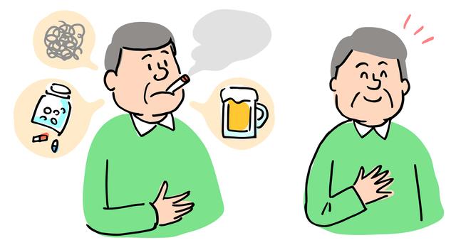 肥満ぎみ、たばこを吸う...あなたの薄毛潜在率をチェック!/抜け毛予防