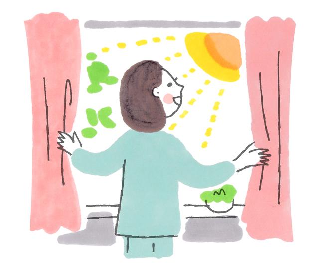 日光、体内時計、朝食...「快便」生活実現のために必要な快眠の心得