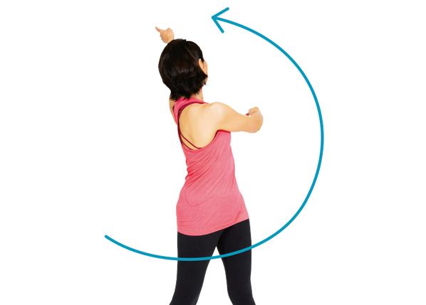 体幹の筋肉を鍛えてゆがみ知らず!ラジオ体操「体をねじる運動」のやり方/医師が解説!ラジオ体操(7)