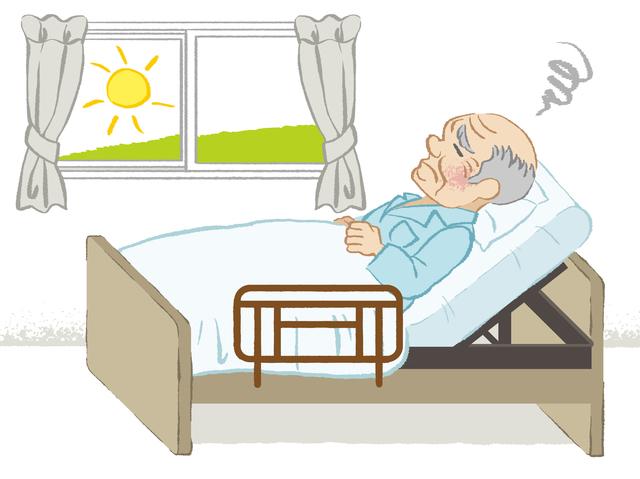 放置しないで! 足の爪の異常は「寝たきり」を引き起こすことも/足の爪の変形