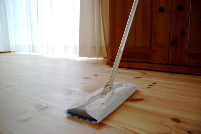 間違った掃除で花粉症が悪化!病院清掃30年のプロが教える掃除術とは
