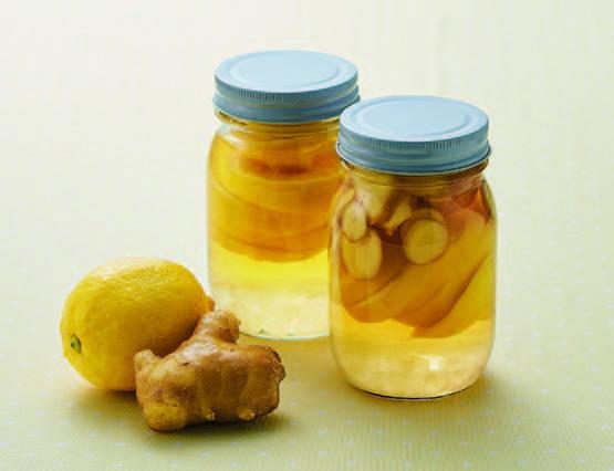 トリプル効果!健康酢の決定版「しょうがレモン酢」の作り方