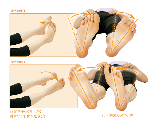 体の内側からキレイに! 体液の流れが整う「モゾモゾ体操」とは?
