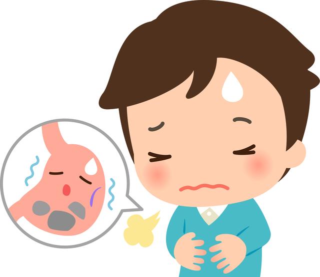 胃がキリキリ痛む、げっぷが出る...「機能性ディスペプシア」かも?/胃の不調