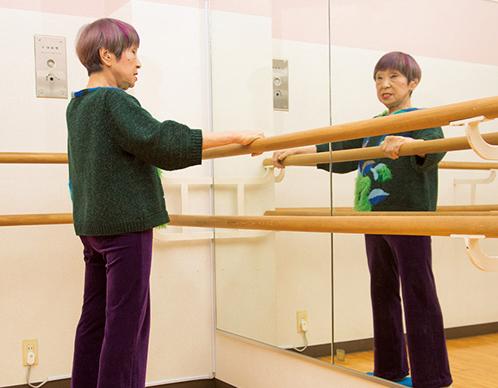 90歳バレエ教師が自宅で毎日実践! しなやかボディを維持する健康体操を公開