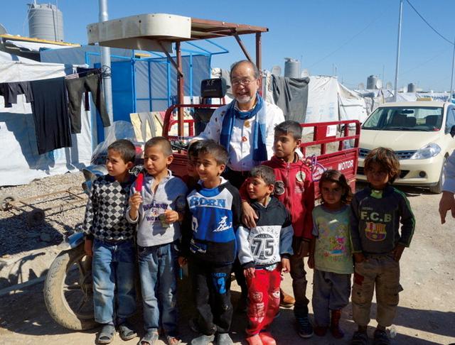 「日本の避難所とイラクの難民キャンプで同じことが起きている」医師・鎌田實さんの語る支援活動