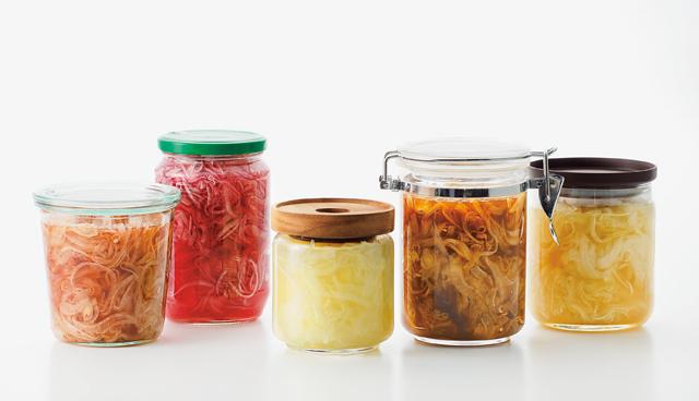 腸内フローラに、血糖値に効く! 酢玉ねぎの5大効果/新!酢玉ねぎ(1)