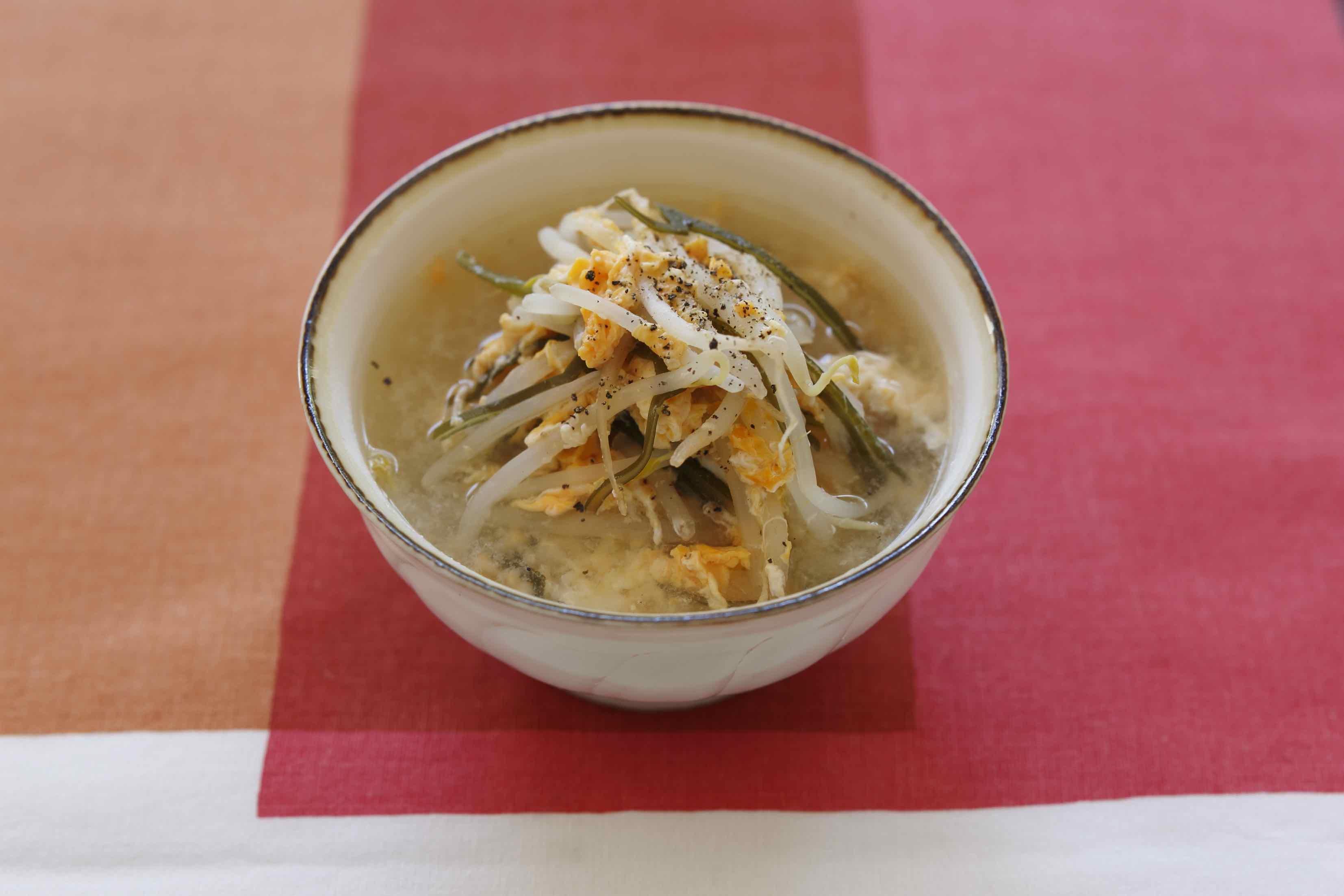 夏こそ麹を使ったあったかスープを。「発酵食パワー」で免疫力をアップ!