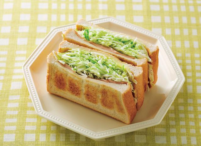 「棒々ソーセージ麺」「フィッシュソーセージの巻きずし」/フィッシュソーセージ(3)