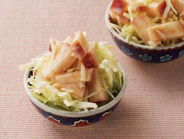 減塩にも期待! 4つのりんご酢活用レシピ/村上流りんご酢(5)