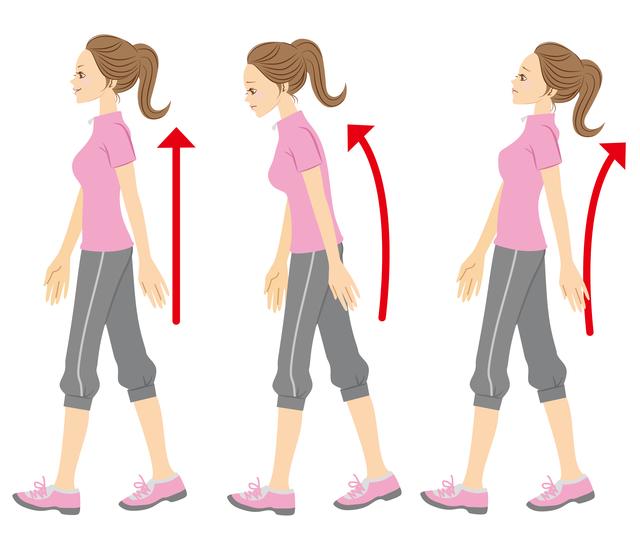 足のトラブル予防の近道! 足に負担をかけない正しい姿勢と歩き方/魚の目・タコ・イボ