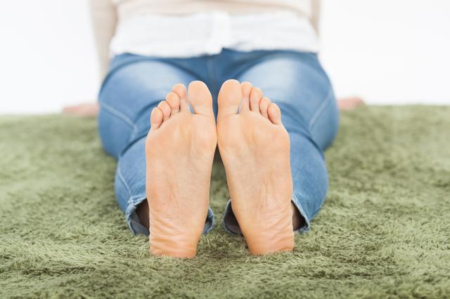 足の不調の原因を知るには「足裏チェック」も忘れずに/足指力を鍛える(4)