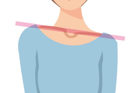 あなたの首は大丈夫? 鏡に向かって首の状態をチェック/首こり(4)