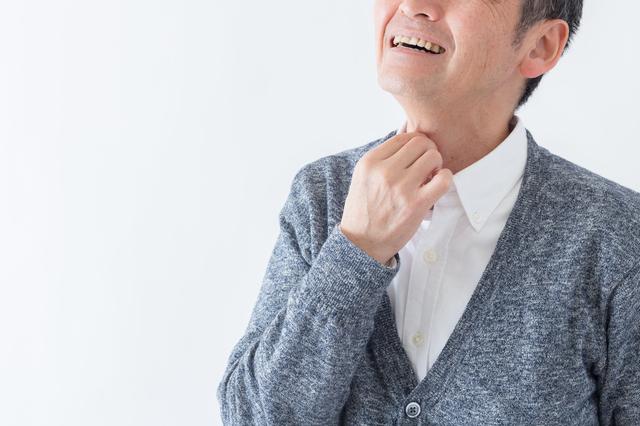 肺炎は日本人の死因第3位! のどを鍛えて寿命を10年のばしましょう