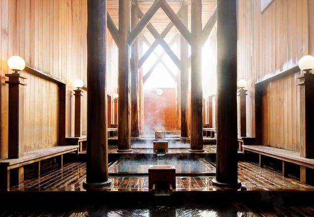 草津温泉に古くから伝わる「合わせ湯」は、最強の免疫力アップ入浴法