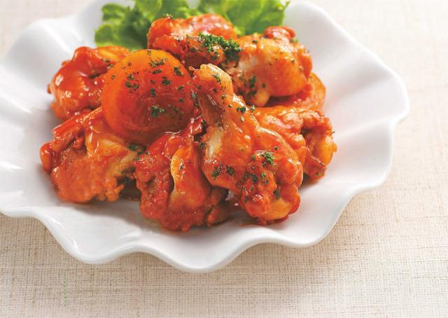 お肉やわらかレシピ「レモン酢煮込み鶏」「砂肝とごぼうのうま煮」/レモン酢でキレイ!(3)