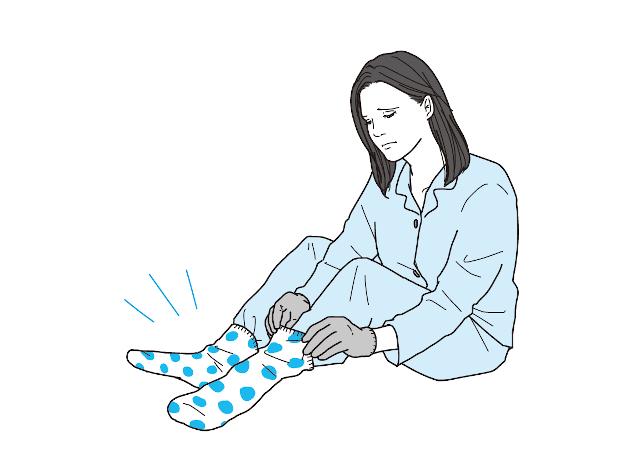 冷え性対策には「ぬるめ」のお湯。40~41℃のお風呂に10分で手足の温もりをキープして
