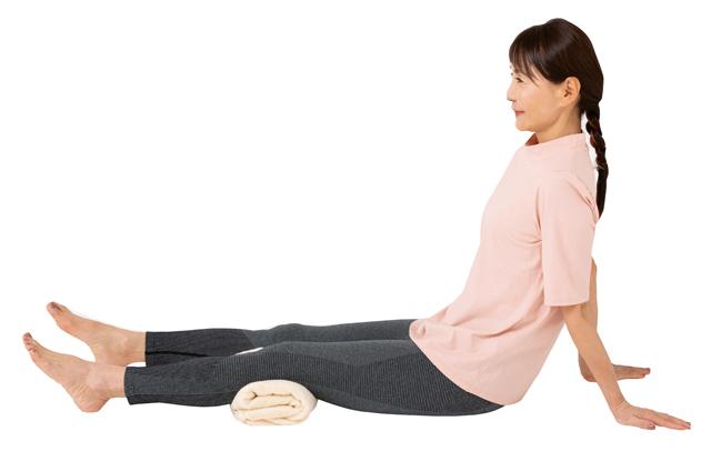 体重計で最大筋力を測定!横になるとひざが痛む人向け「80%の力でひざ伸ばし」のススメ