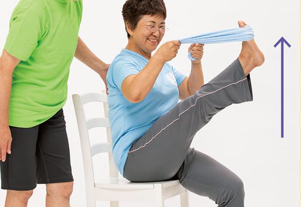肩まわり・腕・骨盤を動かして「可動域」を広げましょう/体ほぐし体操