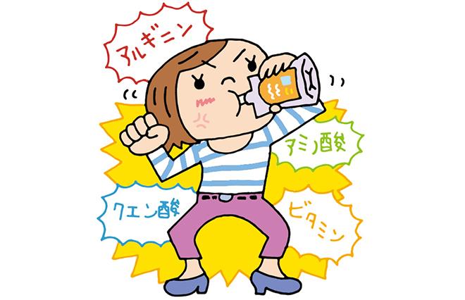 栄養ドリンクで元気を回復? その疲労回復法、実は間違っています/脳疲労