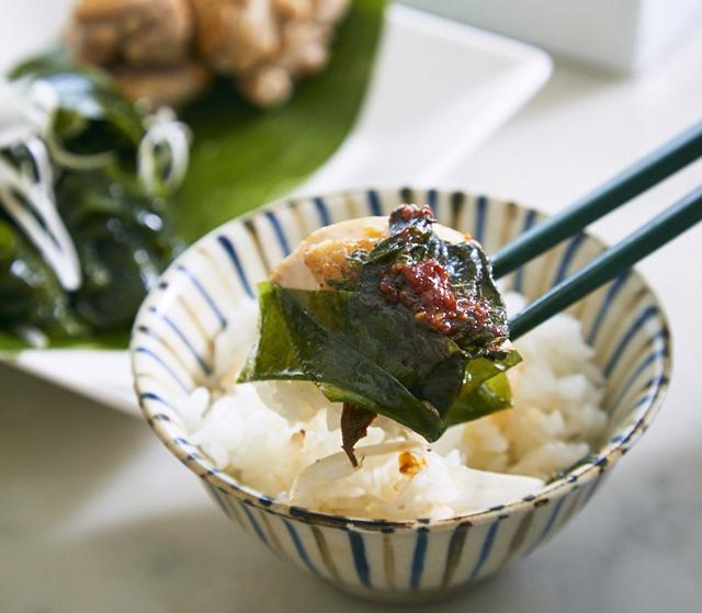 青じそキムチを使ってカンタンレシピ! 谷島せい子さんのピリ辛うま辛青じそキムチ(後編)