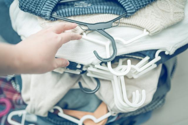 ダイエットのリバウンド防止法「デブ時代の服は今すぐ捨てる」