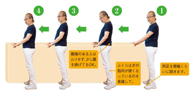 71歳の医師・鎌田實さんが実践「カマタ式かかと落とし」のやり方を解説!
