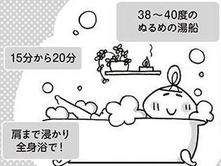 熱いお風呂好きさんは要注意!いい睡眠のための入浴ルール ねこ先生に教わるぐっすり睡眠法(14)【連載】