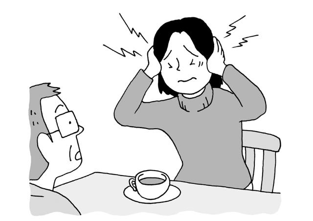 放置は生活に著しく支障をきたすことも。「耳鳴り」の基礎知識