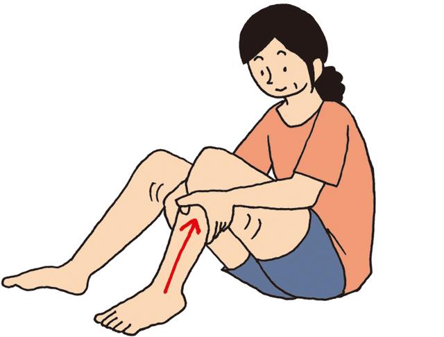 「マッサージ」と「弾性ストッキング」で下肢から心臓へ効果的に血液を戻そう