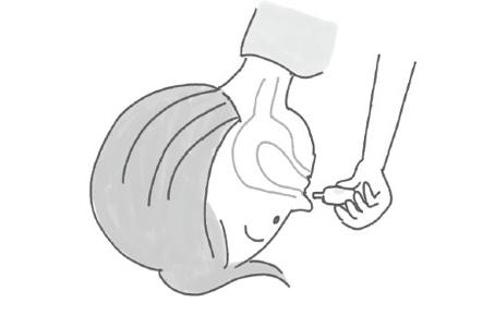 頭は下に向けて!名医が教える効果的な「鼻うがい」のやり方
