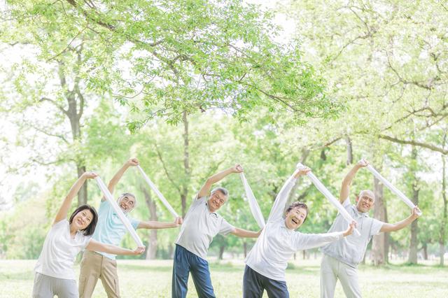 「大人の体操のおにいさん」が教える、介護いらずになる「体操のコツ」